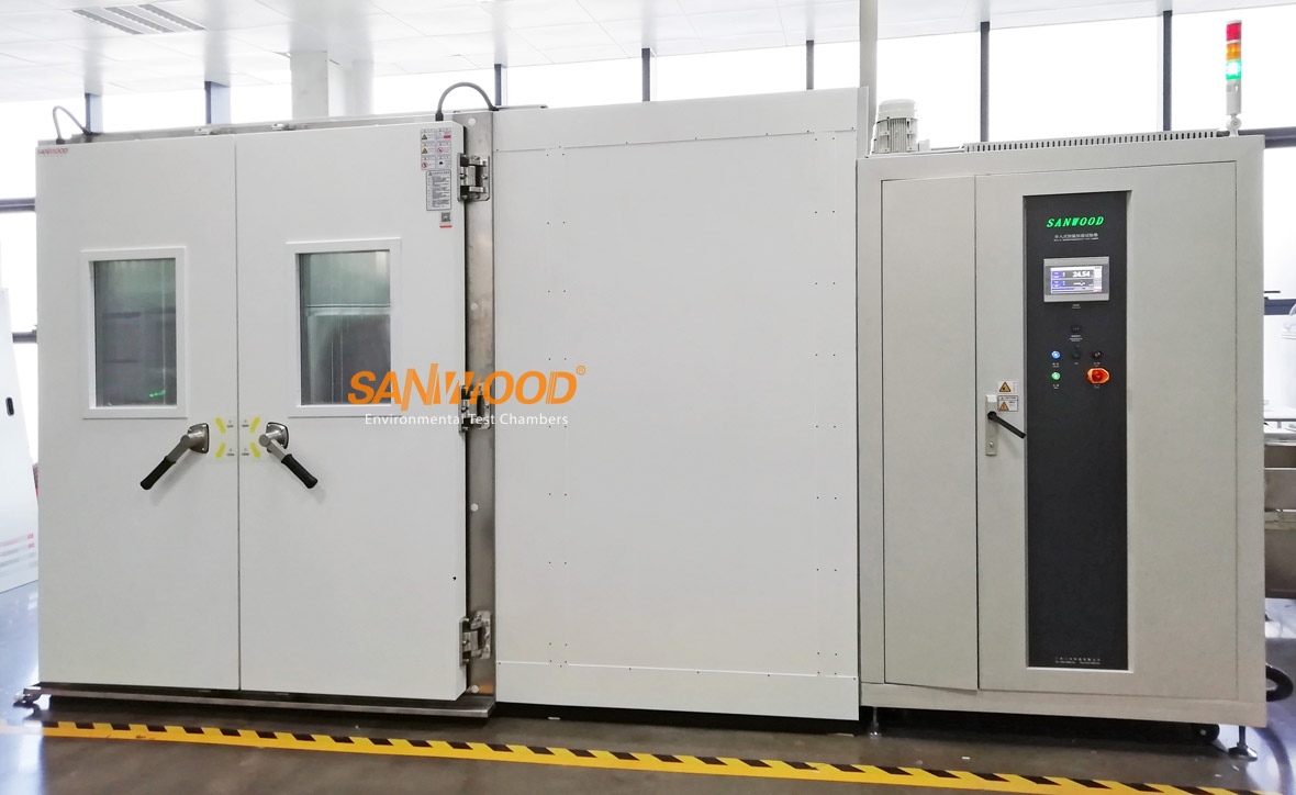 Walk-in ESS Rapid Temperature Change Test Chamber