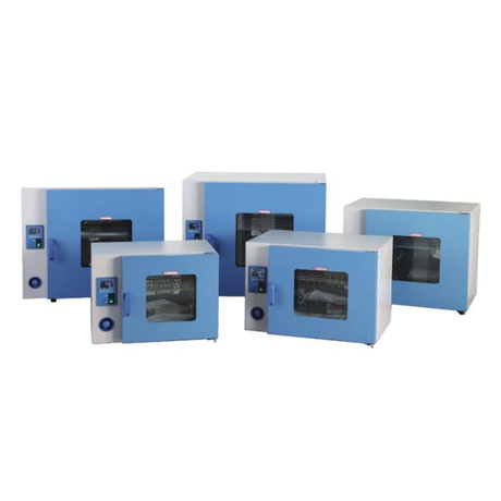 Hot-air sterilizer-LCD display