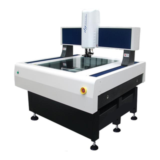 High Speed Optical Measuring Instruments Powerful 2.5D With Software