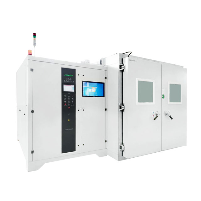Walk In Rapid Temperature Change Test Chamber