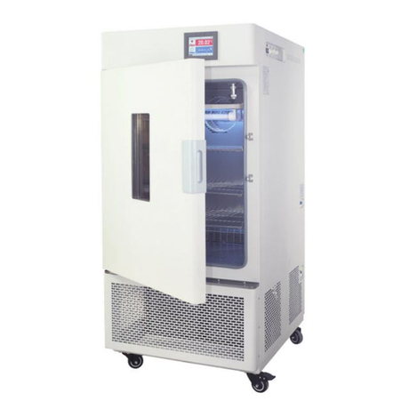 Comprehensive drug lighting stability test chamber(UV lamp supervise and control)