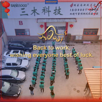 Back to work from 2021 China lunar new year holiday