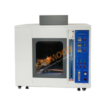 Melt Blown Cloth Flame Retardant Test Equipment
