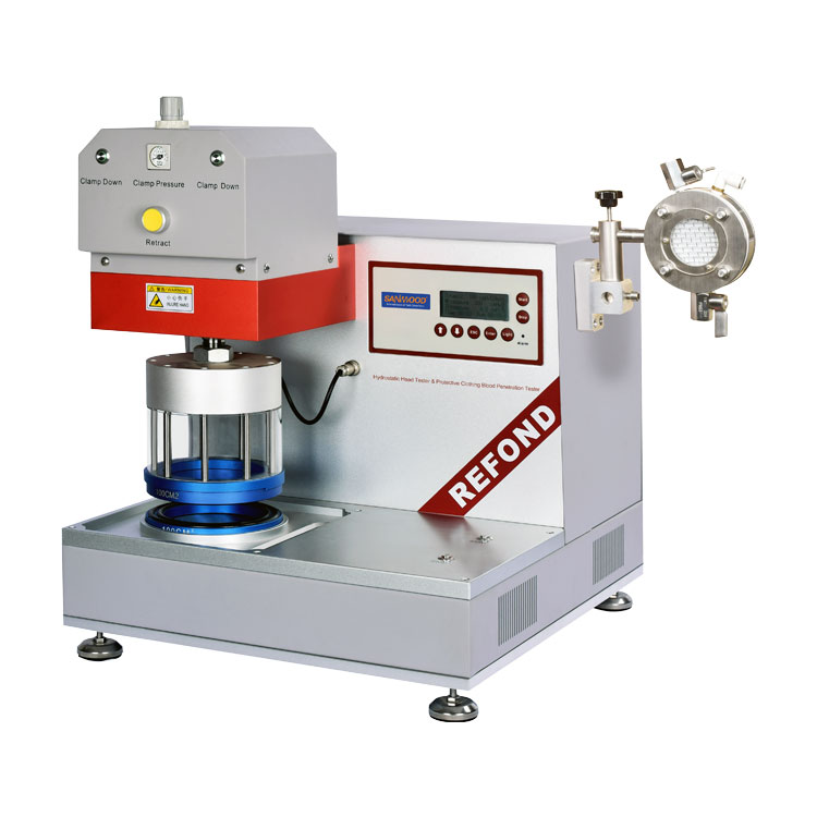 Hydrostatic Head Tester & Protective Clothing Blood Penetration Tester